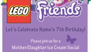 Lego Friends Birthday Invitations Lego Friends Inspire Girls Globally Lego Friends Birthday
