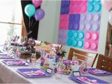 Lego Friends Birthday Party Decorations Kara 39 S Party Ideas Girl themed Lego Elves Party Kara 39 S