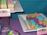 Lego Friends Birthday Party Decorations Party at the Beech Emily 39 S Lego Friends Birthday Party