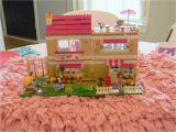 Lego Friends Birthday Party Decorations Seaside Interiors Lego Friends Birthday Party