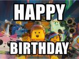 Lego Happy Birthday Meme Happy Birthday Lego Movie Meme Generator