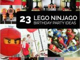 Lego Ninjago Birthday Party Decorations 23 Of the Best Ninjago Party Ideas Spaceships and Laser