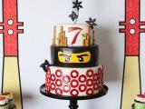 Lego Ninjago Birthday Party Decorations A Lego Ninjago Inspired Birthday Party anders Ruff