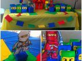Lego Ninjago Birthday Party Decorations Daisy Celebrates Lego Ninjago Birthday Party