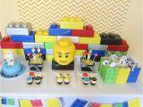 Lego Ninjago Birthday Party Decorations Lego Ninjago Birthday Party Ideas Photo 6 Of 19 Catch