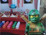 Lego Ninjago Birthday Party Decorations Ninjago Lego Birthday Party Ideas Photo 6 Of 9 Catch
