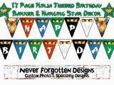 Lego Ninjago Happy Birthday Banner 263 Best Ideas About Ninjago Anniversaire On Pinterest
