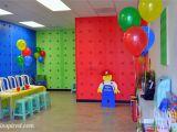 Lego themed Birthday Party Decorations Lego Birthday Party Diy Inspired