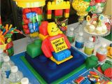 Lego themed Birthday Party Decorations Lego Party Birthday Party Ideas Photo 1 Of 19 Catch My