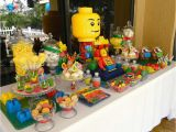 Lego themed Birthday Party Decorations Lego Party Birthday Party Ideas Photo 3 Of 19 Catch My