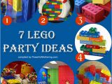 Lego themed Birthday Party Decorations Party Time 7 Lego theme Ideas