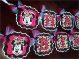 Leopard Birthday Decorations Minnie Mouse Party Decorations Leopard Print Red or
