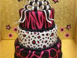 Leopard Decorations for Birthday Leopard Print Cakes Decoration Ideas Little Birthday Cakes