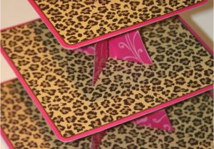 Leopard Print Birthday Decorations 35 Best Images About Cheetah Leopard Party On Pinterest