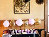 Leopard Print Birthday Decorations Super Simple Cheetah Birthday Party Ideas Overstuffed