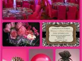 Leopard Print Birthday Party Decorations 20 Best Images About Sweet 16 Party Ideas On Pinterest