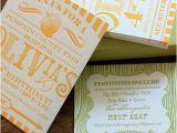 Letterpress Birthday Invitations Olivia 39 S Country Carnival Inspired Birthday Party Invitations