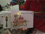 Light Up Birthday Cards Light Up Birthday Card Tutorial Youtube