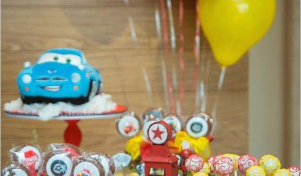Lightning Mcqueen Birthday Decorations Kara 39 S Party Ideas