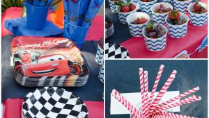 Lightning Mcqueen Birthday Decorations these Little Loves Lightning Mcqueen A Cars 3rd Birthday