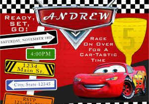 Lightning Mcqueen Birthday Invitations Free Printable 100 Disney Cars Invitation Template Sesame