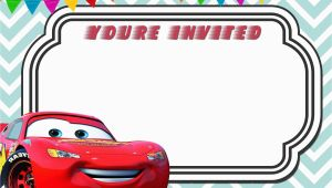 Lightning Mcqueen Birthday Invitations Free Printable Free Printable Cars 3 Lightning Mcqueen Invitation