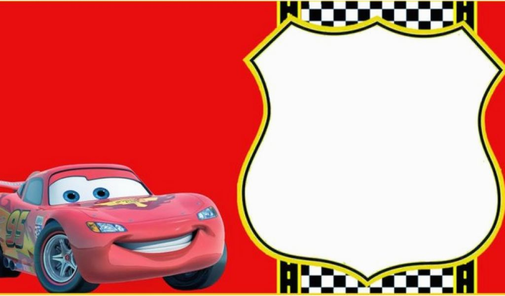 Download By SizeHandphone Tablet Desktop Original Size Back To Lightning Mcqueen Birthday Invitations Free Printable