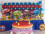 Lightning Mcqueen Birthday Party Decorations Cars Lightning Mcqueen Decoration Ideas for Birthday Party