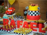 Lightning Mcqueen Decorations for Birthday Kara 39 S Party Ideas Lightning Mcqueen Cars Birthday Party