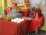 Lightning Mcqueen Decorations for Birthday Lightning Mcqueen Birthday Party Ideas Photo 4 Of 32