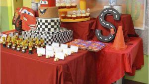 Lightning Mcqueen Decorations for Birthday Lightning Mcqueen Birthday Party Ideas Photo 4 Of 32