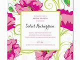 Lilly Pulitzer Birthday Invitations Pink Green Bridal Shower Invitation Preppy Lilly