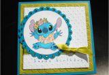 Lilo and Stitch Birthday Card Stitch Birthday Card by Mushi Pork at Splitcoaststampers