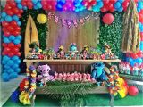 Lilo and Stitch Birthday Party Decorations Unique Lilo and Stitch Party Decorations Design