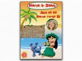 Lilo and Stitch Birthday Party Invitations Lilo and Stitch Birthday Invitation Lilo and by
