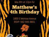Lion Guard 1st Birthday Invitations Lion Guard Invitations the Lion Guard Kion Lion Guard