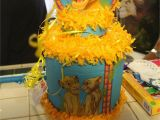 Lion King 1st Birthday Decorations Lion King Pinata Micah 39 S 1st Birthday Lion King theme