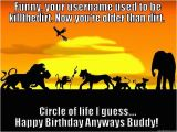 Lion King Birthday Meme Lion King Quickmeme