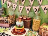 Lion King Birthday Party Decorations Lion King Safari themed 1st Birthday Party Projects to