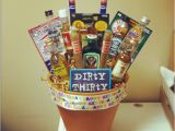List Of 30 Birthday Gifts for Husband the Quot Dirty 30 Quot Bouquet I Made for My Husbands 30th Bday