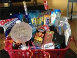 List Of Birthday Gifts for Boyfriend Boyfriend Birthday Basket 26 Of His Favorite Things for