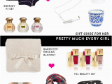 List Of Gifts for Girlfriend On Her Birthday Gift Guide for Her Pretty Much Every Girl
