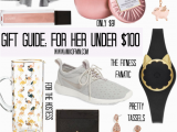 List Of Gifts for Girlfriend On Her Birthday Gift Guide for Her Under 100 A Mix Of Min