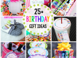 Little Birthday Gifts for Her Fun Birthday Gift Ideas for Friends Crazy Little Projects