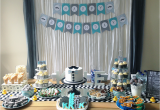 Little Man 1st Birthday Decorations A Little Man 39 S First Birthday Party My Party Design