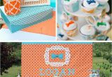 Little Man 1st Birthday Decorations Kara 39 S Party Ideas Modern Little Man Birthday Party