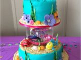 Little Mermaid Birthday Cake Decorations top 25 Best Little Mermaid Birthday Cake Ideas On
