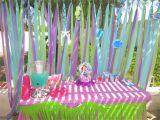 Little Mermaid Birthday Decoration Ideas Arianna 39 S 3rd Birthday Party Decorations the Little