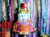 Little Mermaid Birthday Decoration Ideas Kara 39 S Party Ideas Ariel the Little Mermaid Birthday