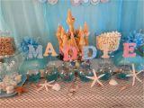 Little Mermaid Birthday Decoration Ideas Kara 39 S Party Ideas Little Mermaid Under the Sea Birthday